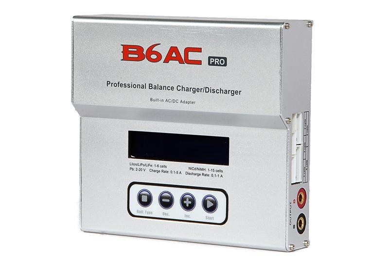 IMaxRC B6AC Pro Balance Charger (IMAX-B6AC) - зарядно- разрядное устройство