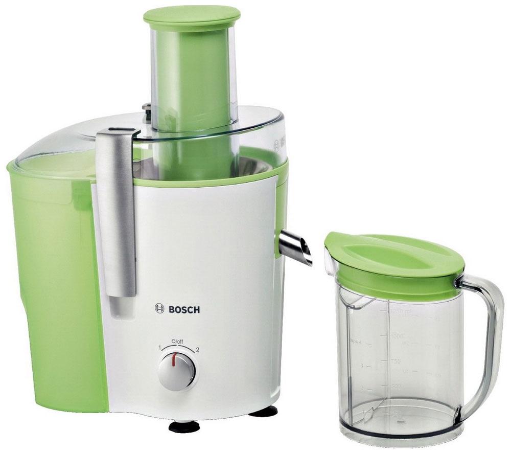 Bosch MES 20G0 - соковыжималка (Green)