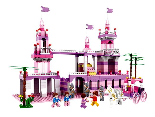 1Toy Маленькая принцесса - конструктор