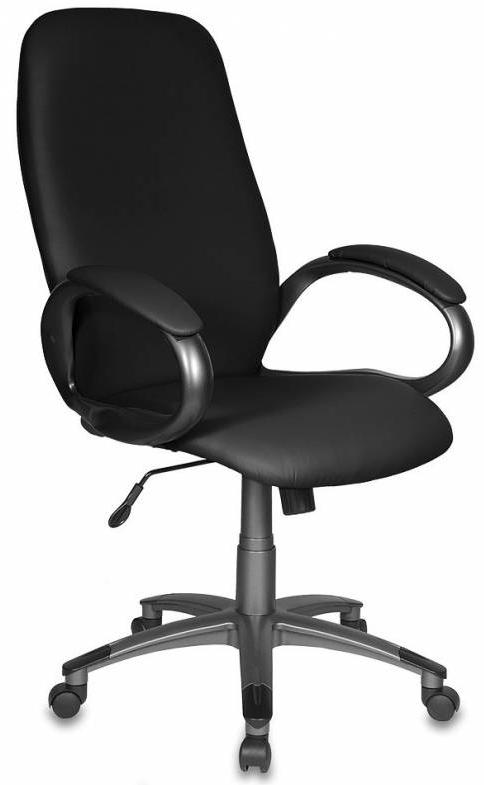 Бюрократ T-700DG/OR-16 - кресло руководителя (Black) от iCover