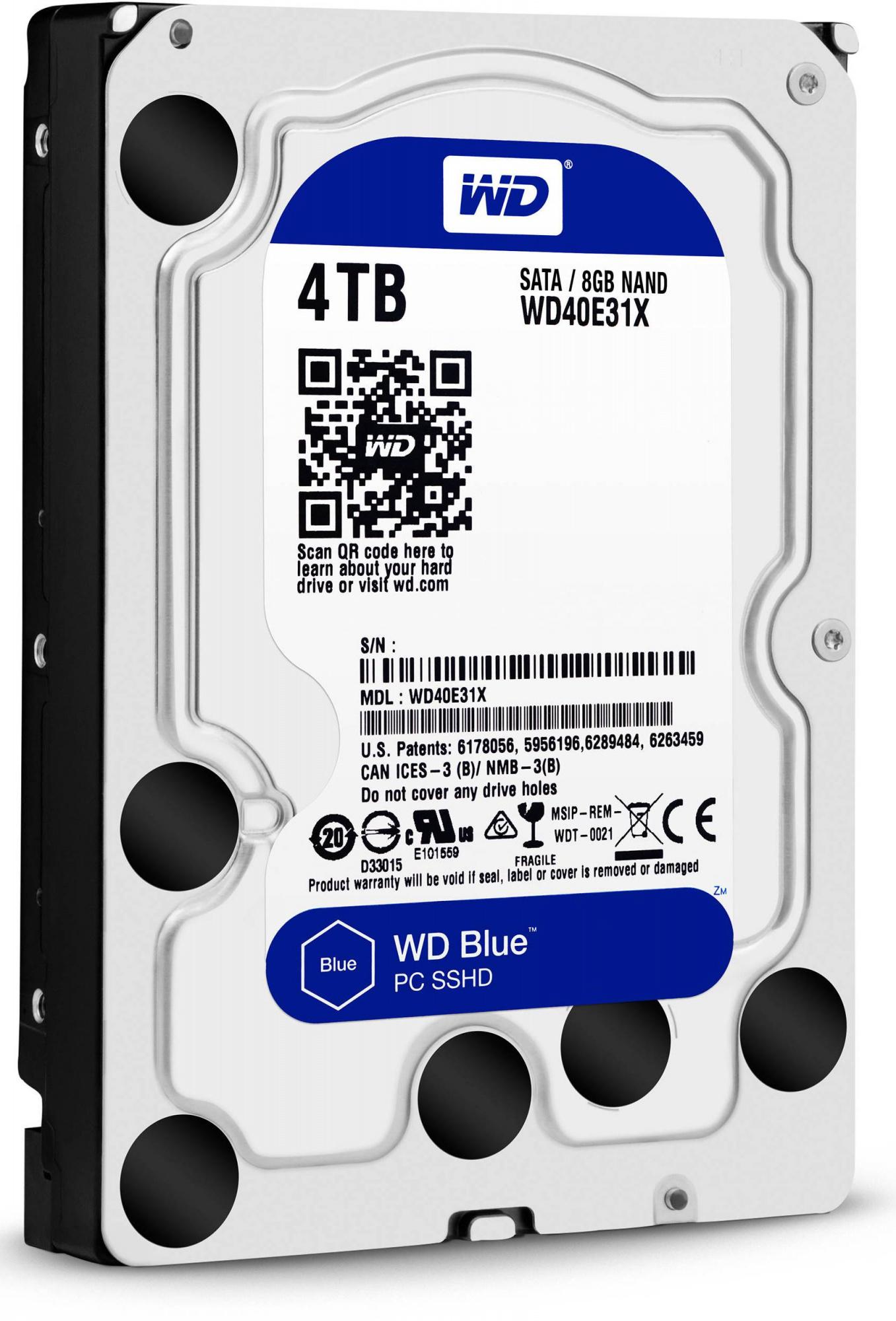 BlueВнутренние диски HDD<br>Внутренний жесткий диск<br>