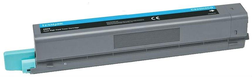 Lexmark C925H2CG - картридж для принтеров Lexmark C925 (Cyan) картридж lexmark 15g042c