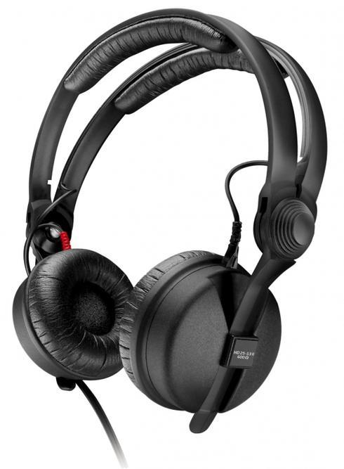 Sennheiser HD 25-13-II (502102) - наушники (Black)