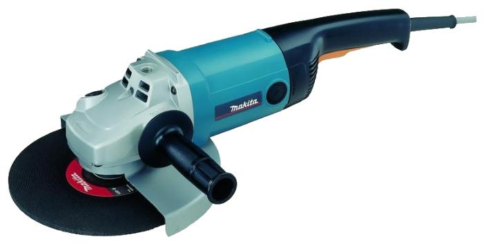 Makita 9069 - угловая шлифовальная машинка (Blue) 117729