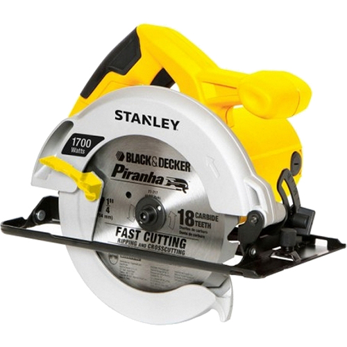 Stanley STSC 1618-RU - дисковая пила (Yellow)