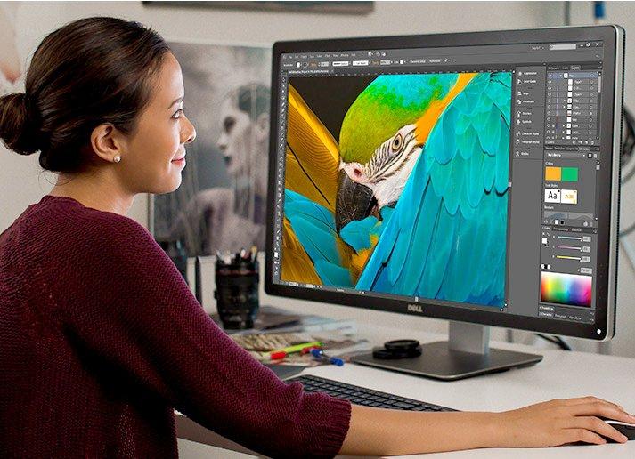 экран для работы с фотографией число мегапикселей