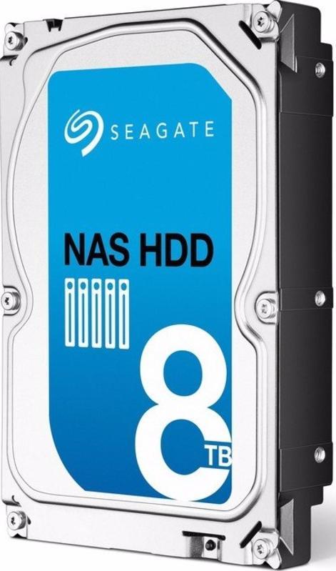 """Seagate NAS HDD 3.5"""" 8Tb (ST8000VN0002) - жесткий диск для сервера"""
