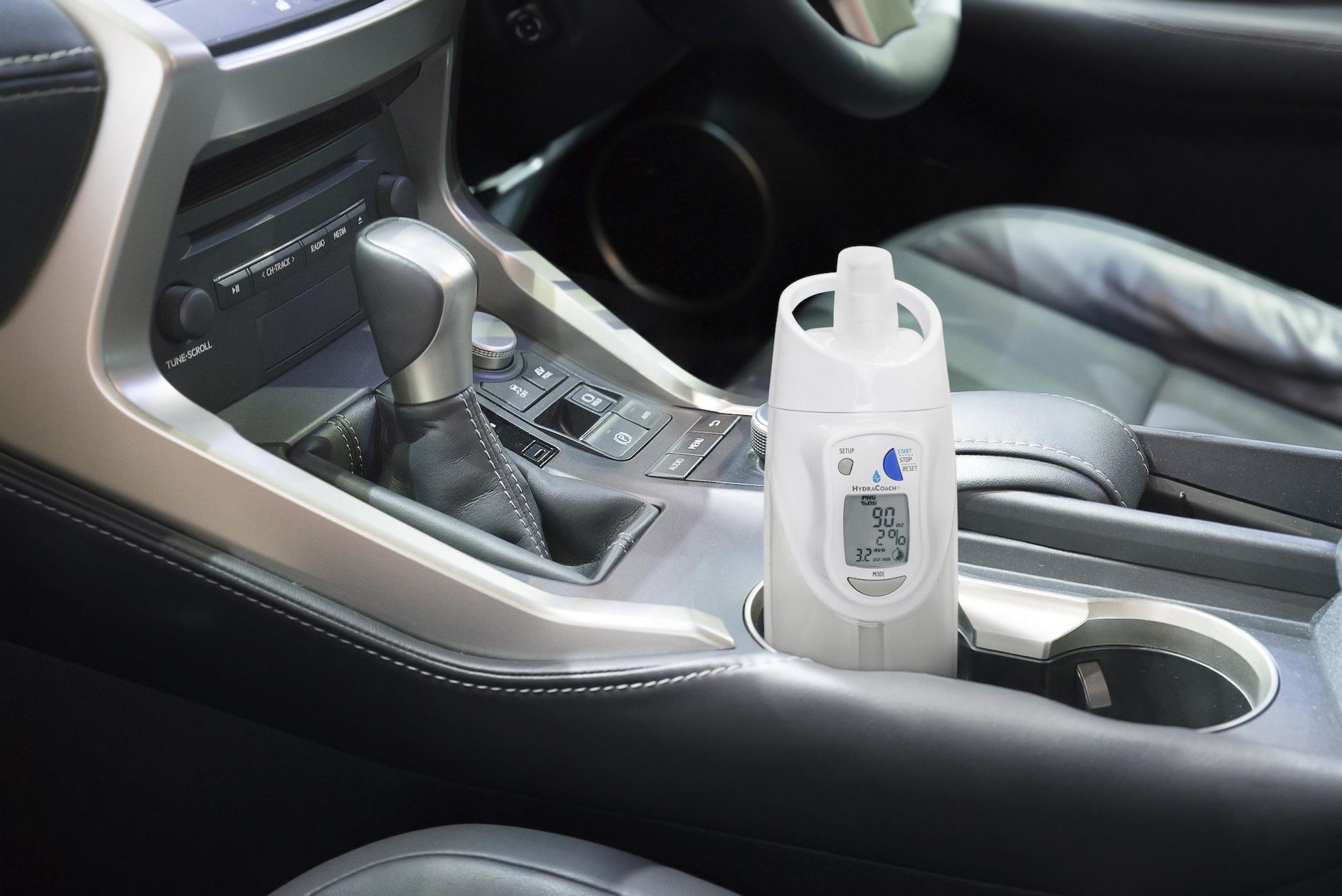 Умная бутылка HydraCoach Intelligent Bottle (Clear)