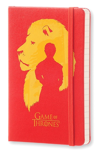 Moleskine Game of Thrones Pocket LEGTMM710