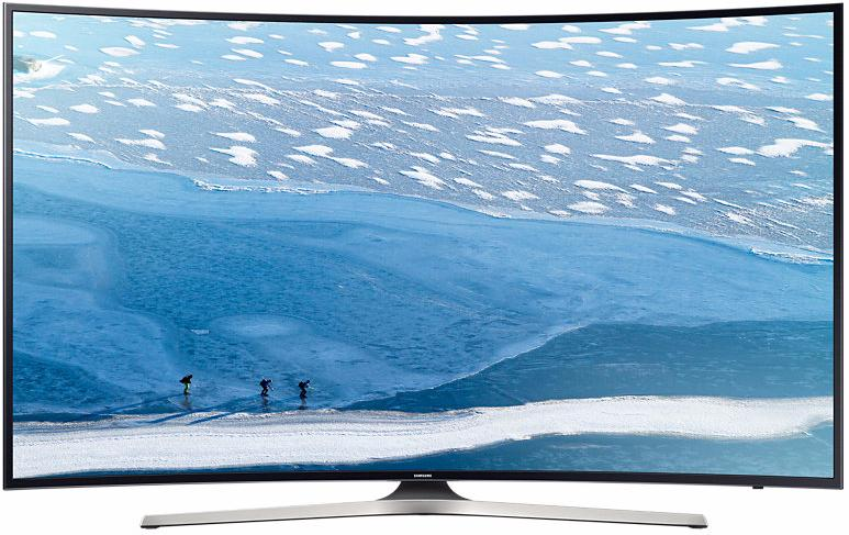 Samsung UE65KU6300UXRU - телевизор (Black)