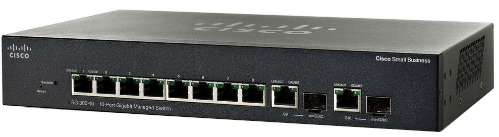Cisco Gigabit Managed Switch SRW2008-K9-G5