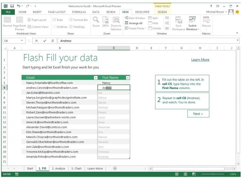 Microsoft Office для дома и бизнеса 2013