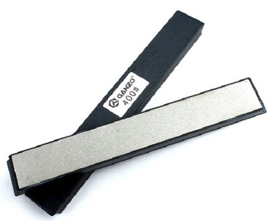 Ganzo (d400) - дополнительный алмазный камень для точилок