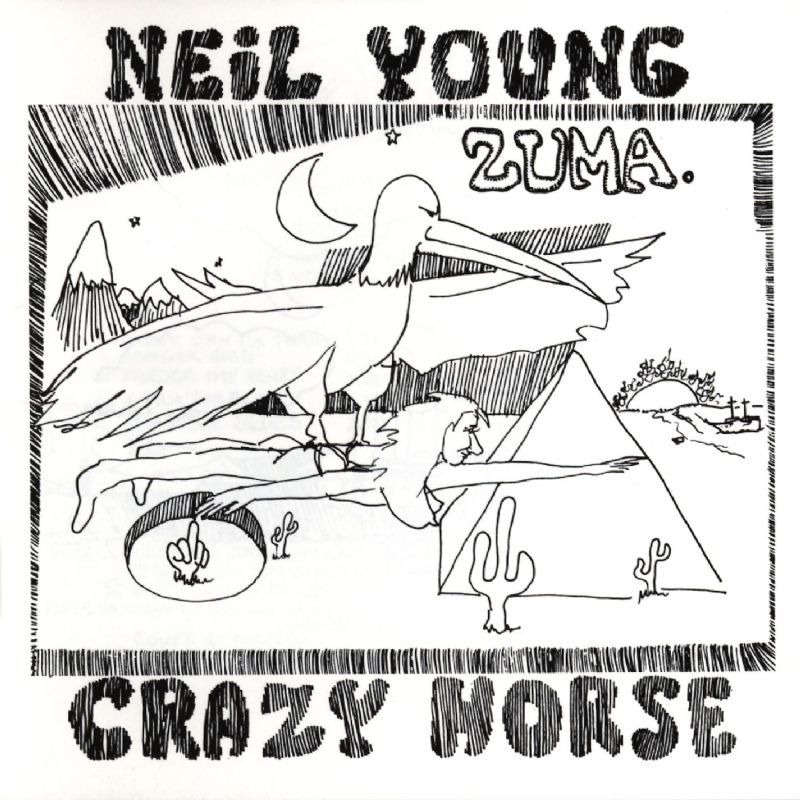 Neil Young, Crazy Horse