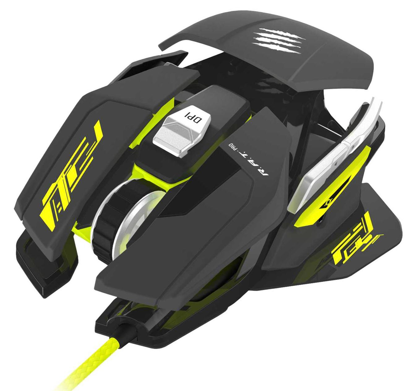 Mad Catz R.A.T.PRO S Gaming Mouse