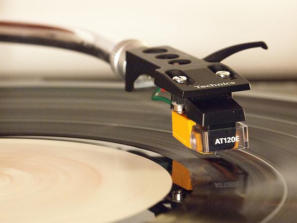 Головка звукоснимателя Audio-Technica AT120E/T
