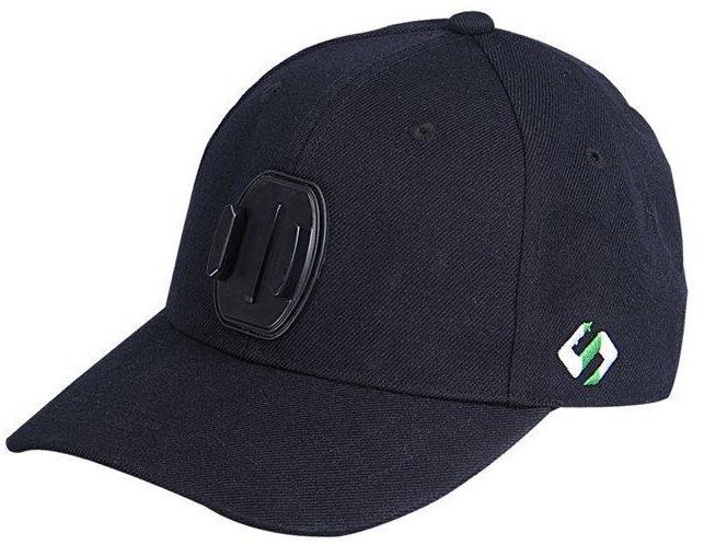 Smatree Baseball Hat H1 - бейсболка с креплением для камер Go Pro (Dark Blue)