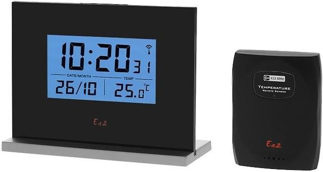 Ea2 EN206 - проекционные часы (Black)