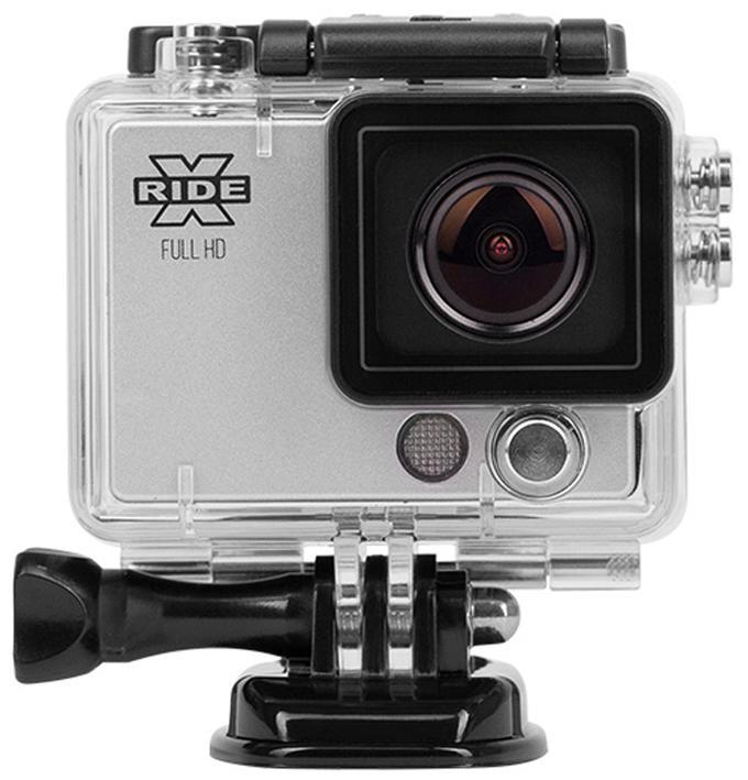 XRide Full HD (DV6000SA) - экшн-камера (Silver/Black)