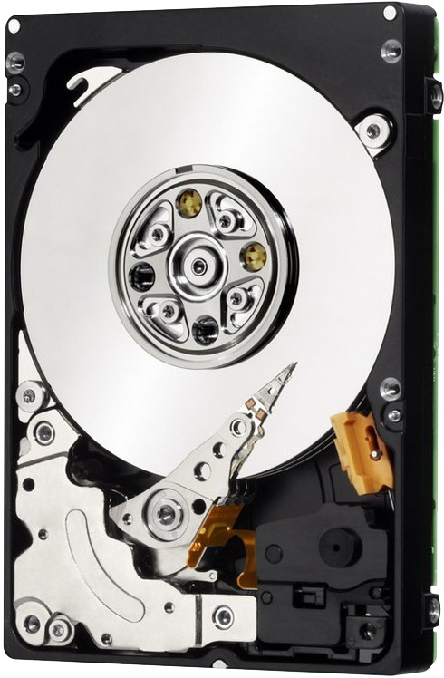 "Fujitsu S26361-F5573-L200 2.5"" 2Tb - жесткий диск для сервера"