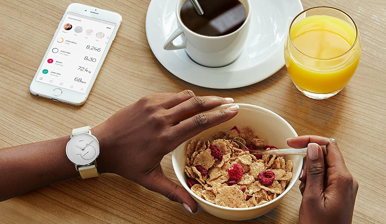 Умные часы Nokia Steel 70288403 (White)