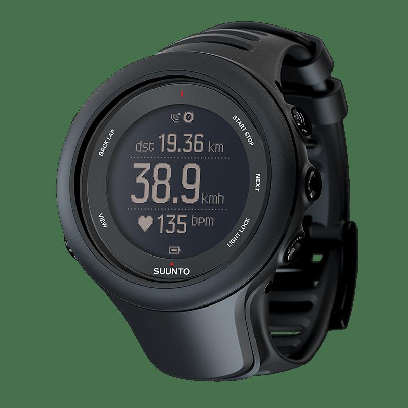 Suunto Ambit 3 Sport (SS020681000) - спортивные часы (Black)