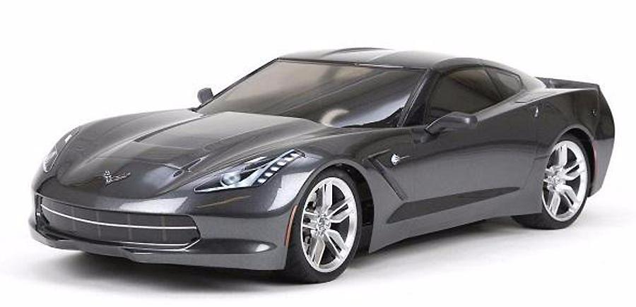 Chevrolet CorvetteШоссейные автомобили<br>Радиоуправляемая автомодель<br>