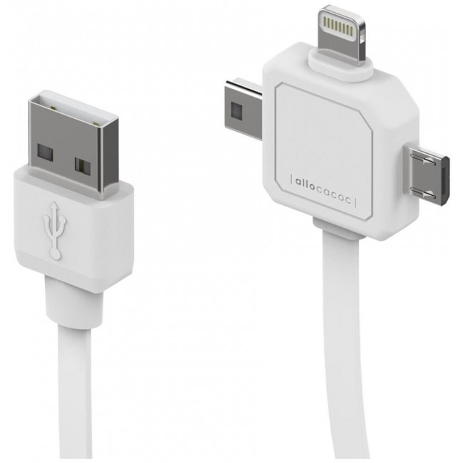 Allocacoc Power USB-cable 9002/UC80CN