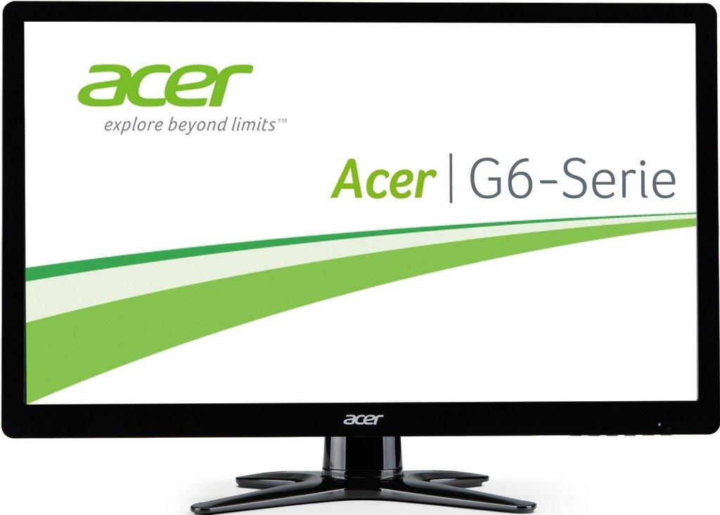 Acer G246HYLbid 23,8'' (UM.QG6EE.009) - монитор (Black) монитор acer x223w