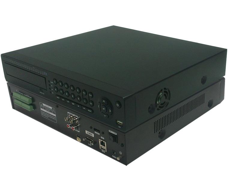 iVUE N6316A-H - 16-канальный сетевой видеорегистратор (Black)