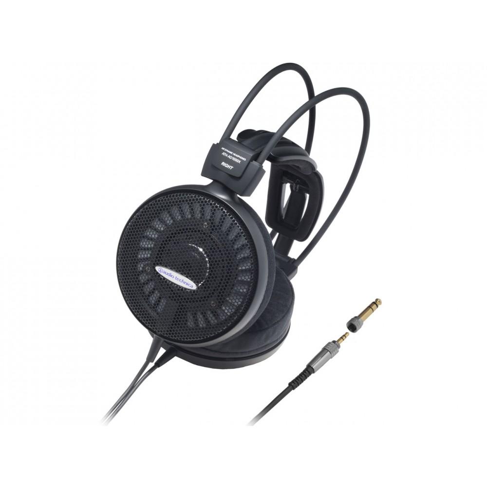 Audio-Technica ATH-AD1000X - мониторные наушники наушники audio technica ath ad700x