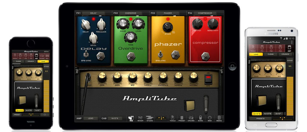 IK Multimedia AmpliTube iRig 2