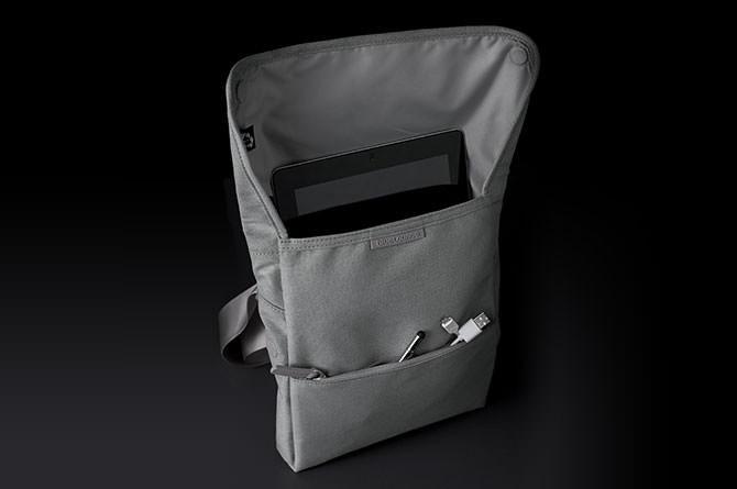 "Сумка Bluelounge Sling (BLUUS-IB-01-GR) для планшета 11"" (Grey)"