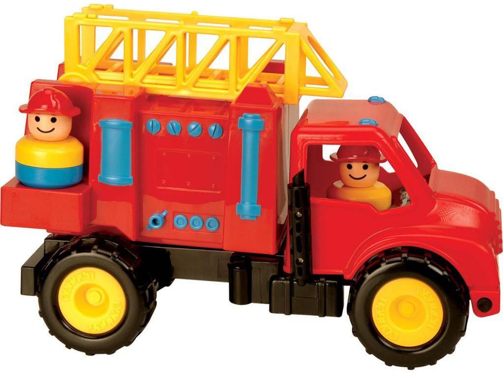 Battat 68019 - пожарная машина (Red)Машинки<br>Игрушка<br>