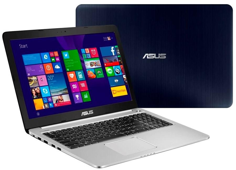 """Ноутбук Asus K501LX-DM044H 15.6"""", Intel i7 5500U, 8Gb, 1TB HDD (90NB08Q1-M00710)"""