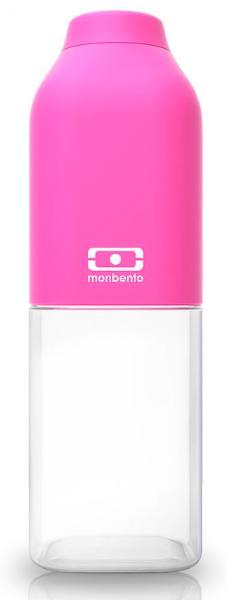 Monbento Positive 0,5 л - многоразовая бутылка (Pink) 1011 01 006