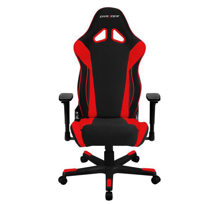 DXRacer OH/RW106/NR - компьютерное кресло (Black/Red)
