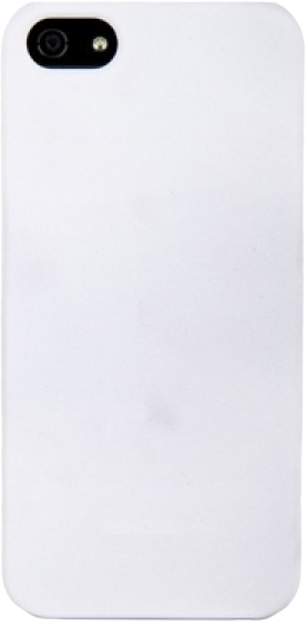 Купить Daav Soft Touch (D-AI5-RFC-White) - накладка для iPhone 5/5S (White)