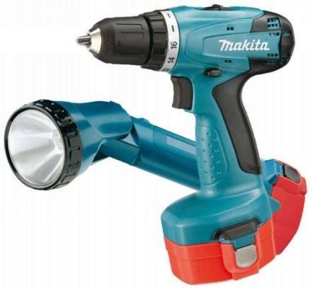 Makita 6281DWALE - дрель-шуруповерт (Blue)