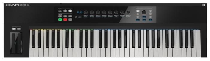 Komplete KontrolMIDI-контроллеры и клавиатуры<br>USB-аудиоинтерфейс<br>