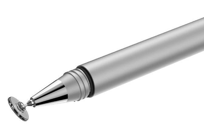 Adonit Jot Mini 2.0 - стилус для емкостных дисплеев (Silver)