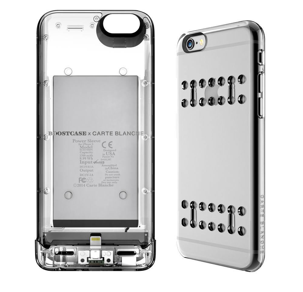 Boostcase Hybrid Battery Case