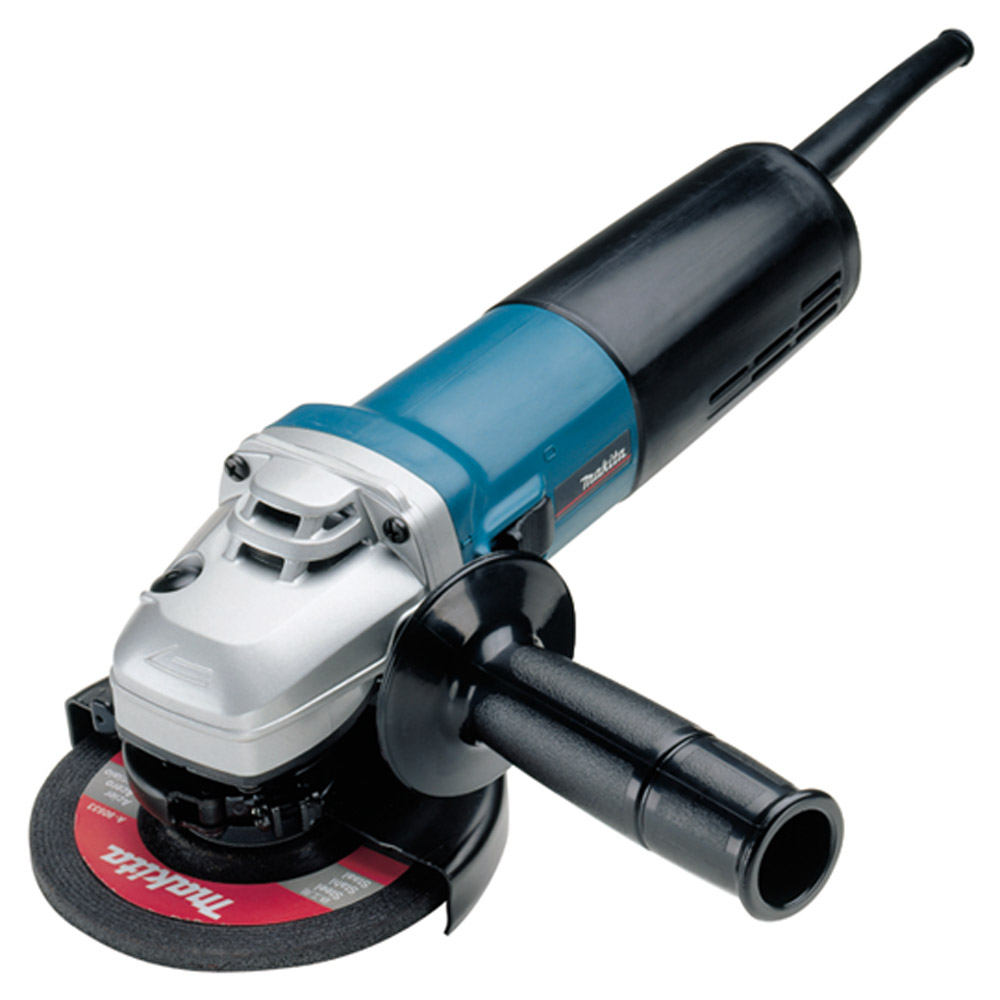 Makita 9565CV - угловая шлифовальная машинка (Blue) 122384