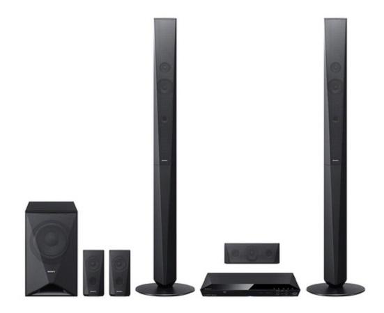 Sony DAV-DZ650 - домашний кинотеатр (Black)