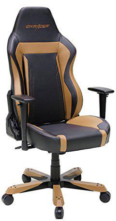 DXRacer OH/WZ06/NC - компьютерное кресло (Black/Coffee)