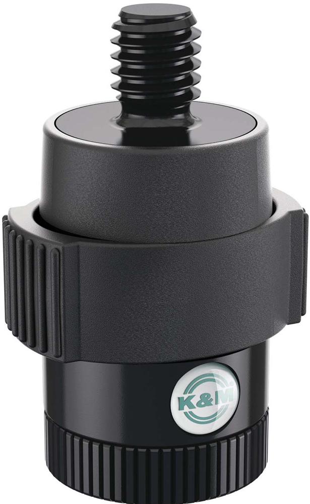 Konig & Meyer Quik Release 23910-000-55 (A051082) - адаптер для смены микрофона (Black)