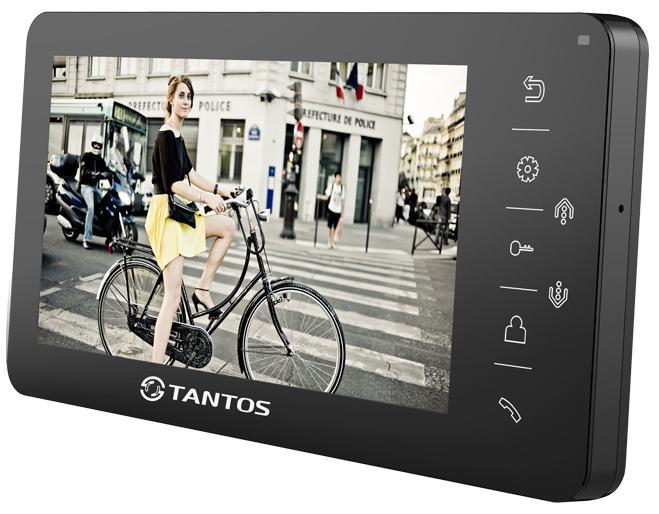 Tantos Amelie (XL или Vizit) - видеодомофон (Black)