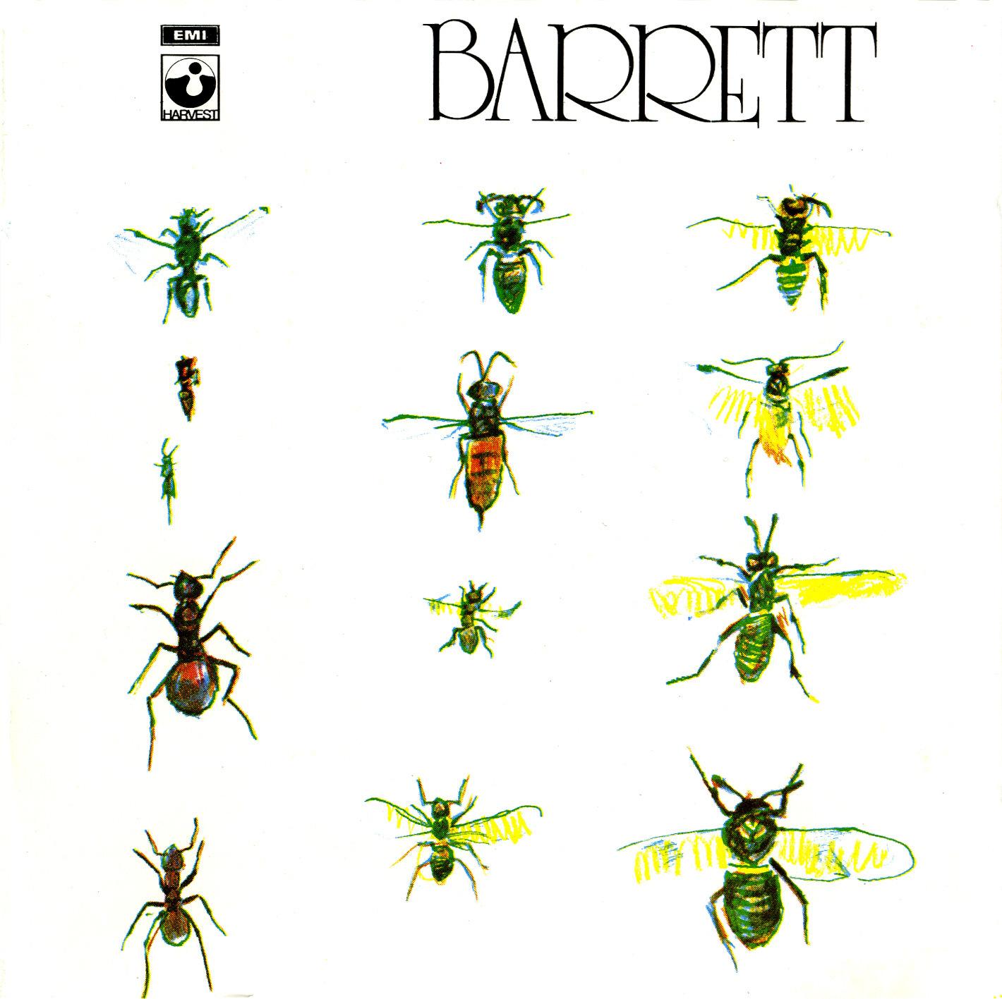Syd BarrettВиниловые пластинки<br>Виниловая пластинка<br>