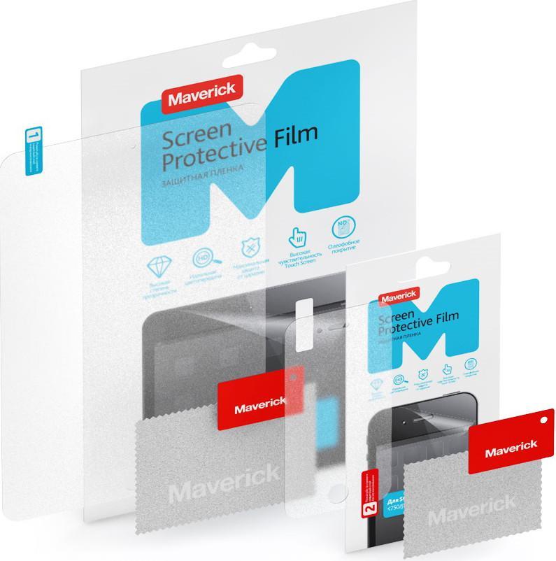 Maverick Screen Protection - матовая защитная пленка для  iPad 2/iPad 3/iPad 4
