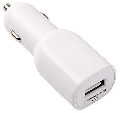 Orico UCA-1U - автомобильное зарядное устройство (White)